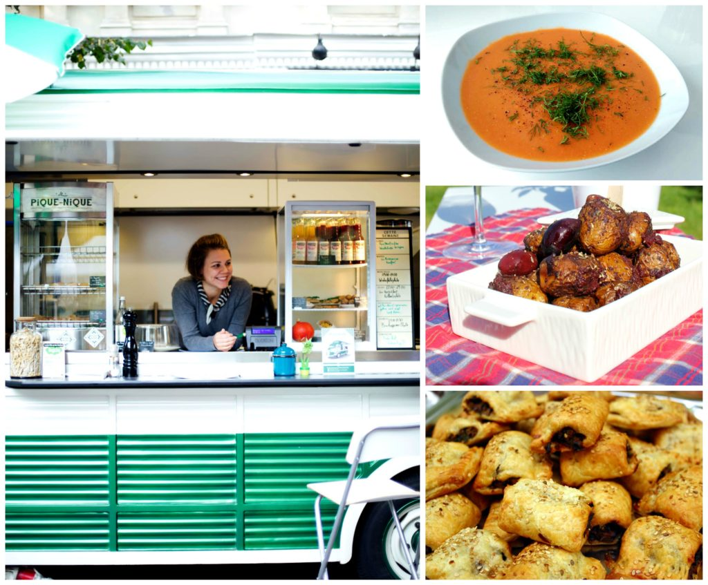 Foodtruck and more Collage