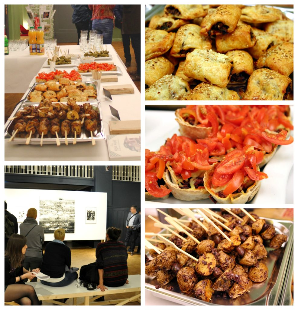 Vernissage Fingerfood